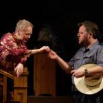 Martha Henry & Cory Wojcik (August: Osage County). Photo by Bruce Monk.